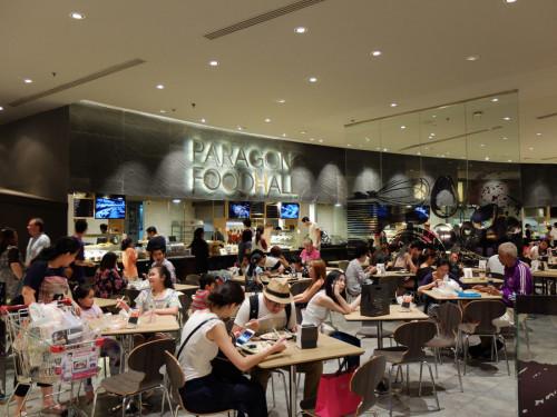 Centri commerciali dove mangiare a bangkok