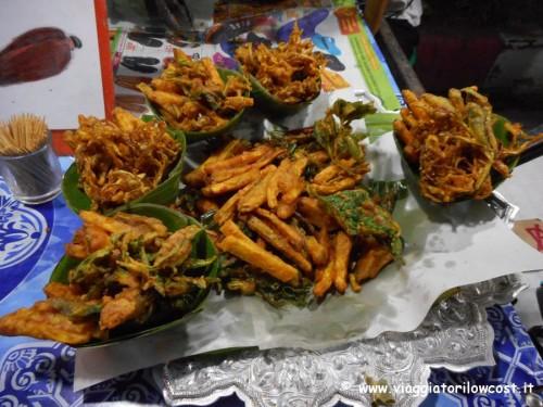 Luoghi dove mangiare a Bangkok street food