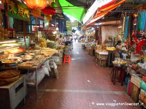 dove mangiare a Bangkok a China Town