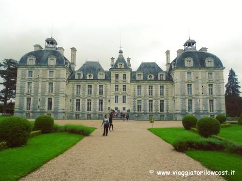 Castello di Cheverny uno dei più belli della Loira