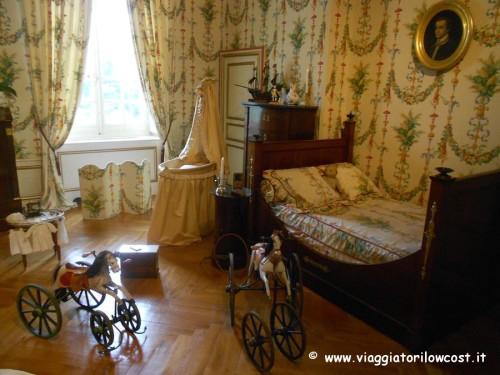 visitare gli interni del Castello di Cheverny