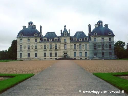 visita al Castello di Cheverny