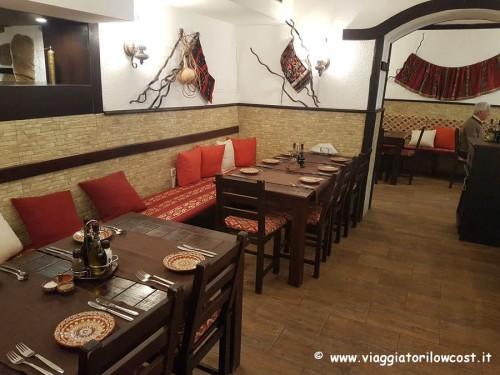 ristoranti Sofia dove mangiare a Sofia