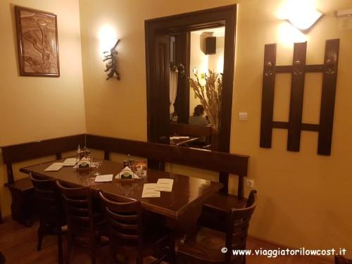 Divaka ristorante dove mangiare a Sofia