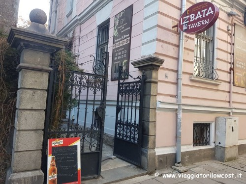 Taverna dove mangiare a Sofia