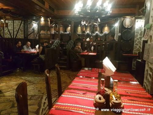 ristoranti di Sofia dove mangiare bene