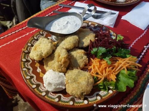 piatti tipici dove mangiare a Sofia