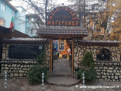 ristoranti tipici dove mangiare a Sofia