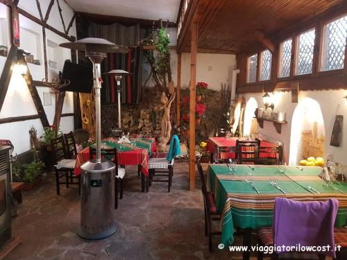 Manastirska Magernitza ristorante dove mangiare a Sofia