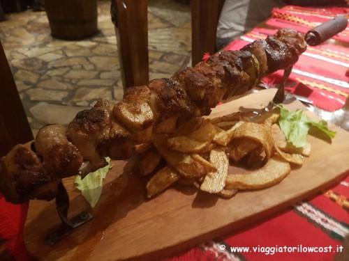 Dove mangiare a Sofia piatti tipici di carne