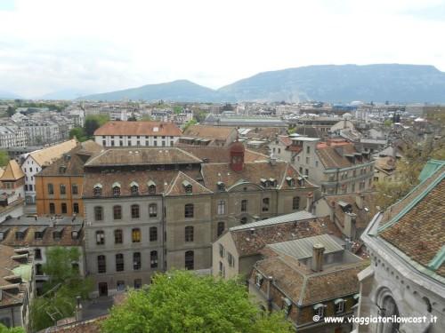 cosa fare a Ginevra visitare punti panoramici