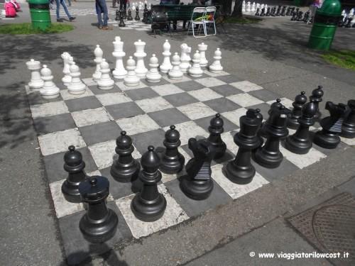 giocare a scacchi a Ginevra esperienza da fare assolutamente