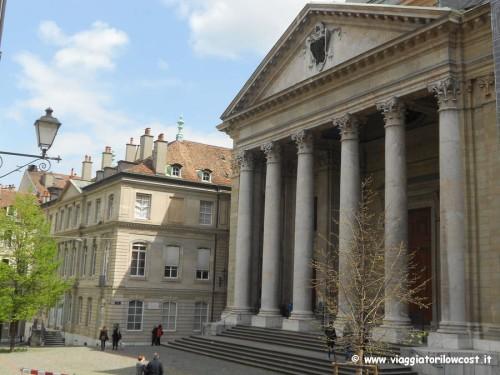 cosa fare a Ginevra Panorama dalla Cattedrale