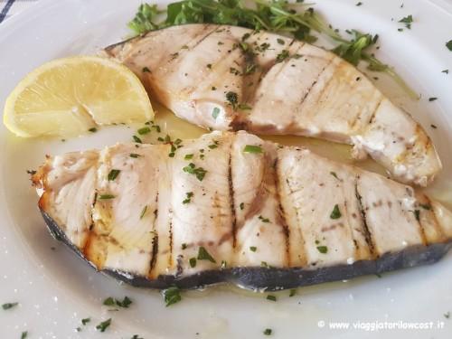 Trattoria da Rita mangiare piatti di pesce a Pozzuoli