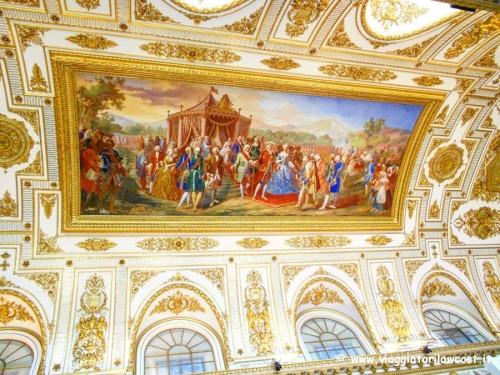 Visitare Caserta appartamenti storici Reggia di Caserta