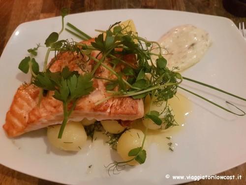 dove mangiare a Stoccolma un ottimo salmone