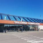 Come andare dall'aeroporto di Tallinn al centro città: info collegamenti!