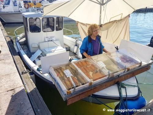 dove comprare a Helsinki pesce fresco