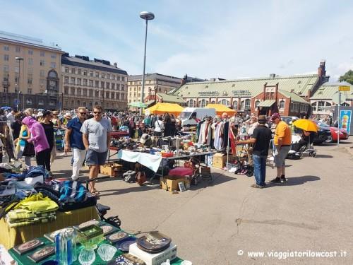 Dove fare shopping a Helsinki mercati