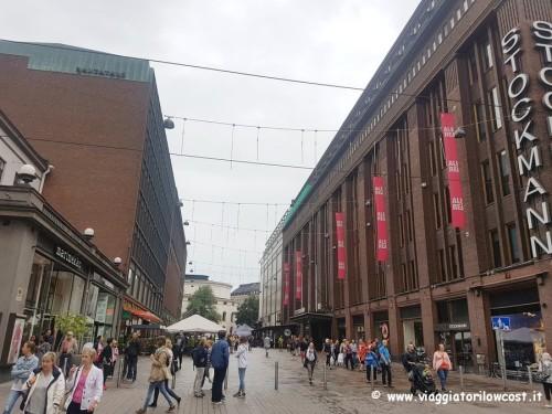 centri commerciali Helsinki dove fare shopping