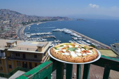 Menù pizze della Pizzeria Gaetano Genovesi a Napoli