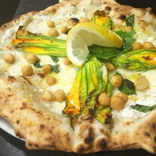 Pizza gourmet Pizzeria Genovesi Napoli