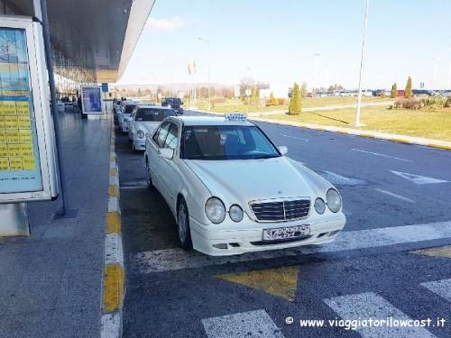 servizio taxi da Skopje all'aeroporto Macedonia