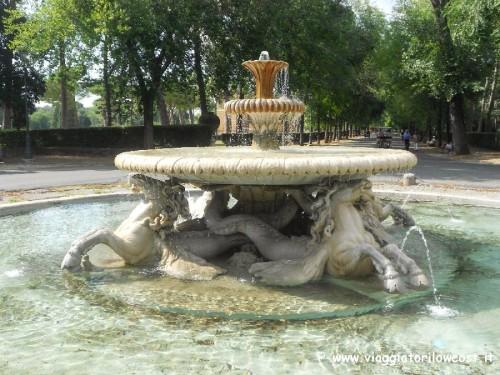Villa Borghese parchi più belli di Roma
