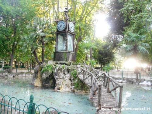 Villa Borghese parchi di Roma