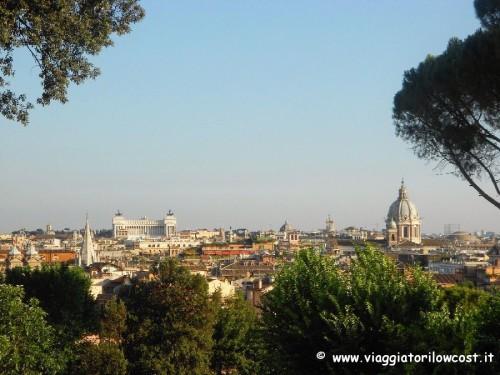 Parchi più belli di Roma Villa Borghese