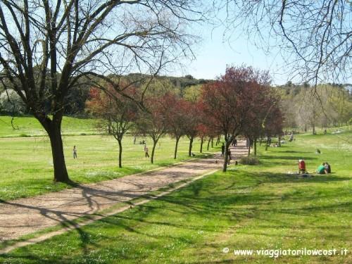 Villa Doria Pamphilj parco più grande di Roma