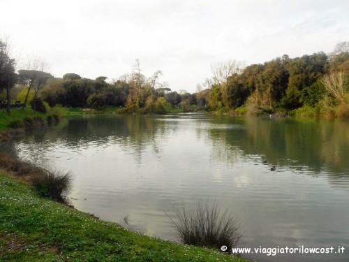 Parco più grande di Roma Villa Doria Pamphilj