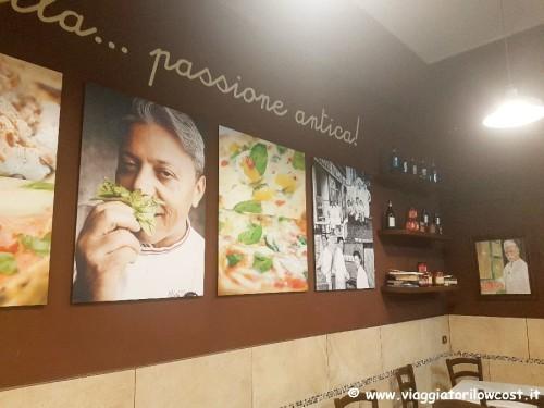 Mangiare alla Pizzeria Carmnella a Napoli Centrale